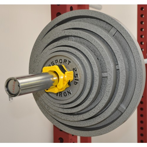 NEW eSPORT IRON 290 OLY SET 1000 lb TEST BAR INCLUDED