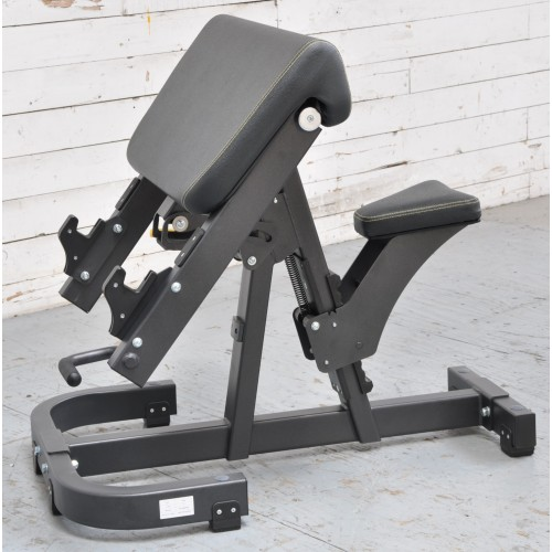 Commercial eSPORT SCOTT BENCH – D976 With Two Pad Angel Adjustments