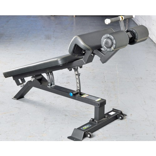 eSPORT Commercial Adjustable Decline Bench T1037