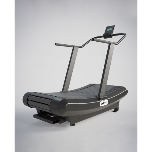 NEW DHZ  SELF POWER CURVE MANUAL  TREADMILL (COMMERCIAL USE)