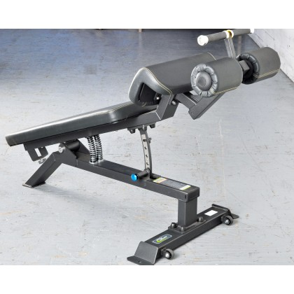 eSPORT Commercial Adjustable Decline Bench T1037