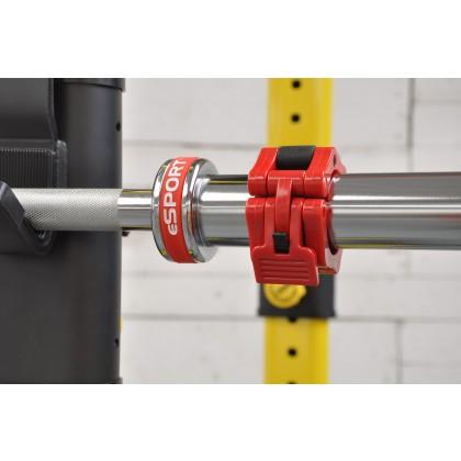 New eSPORT Deluxe Olympic Super Bar 30 mm x 7' (44lb) 1000lb test