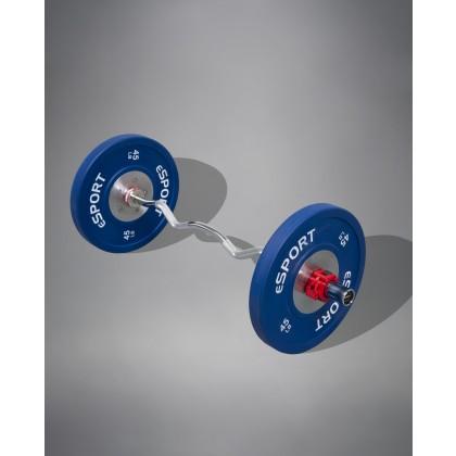 "eSPORT Deluxe Olympic Super EZ  Bar 30 mm x 47"""