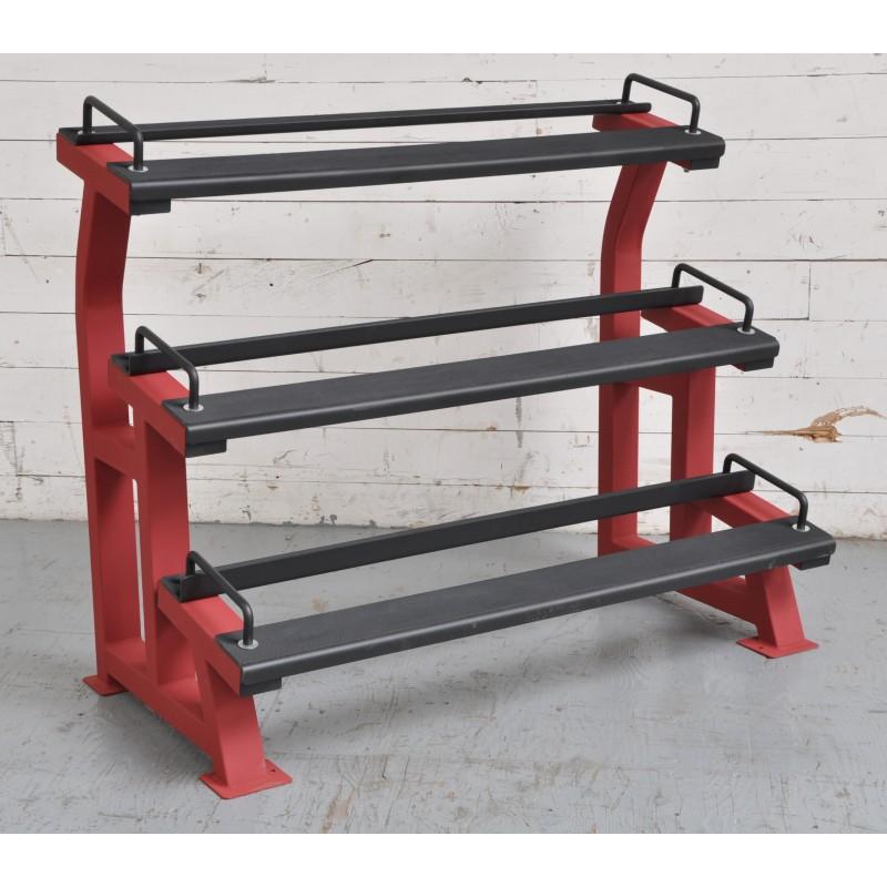 New eSPORT Super Safety Hex dumbbell rack