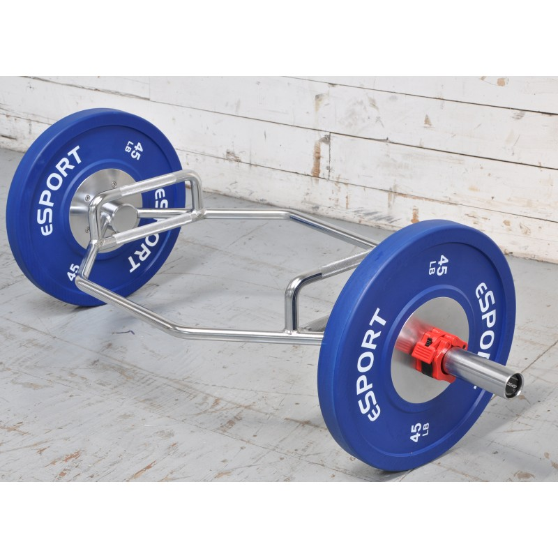 "60"" Commercial Olympic IRON BULL SUPER HEX  Bar"