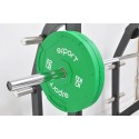 PREMIUM QUALITY SUPER OLYMPIC INTERLOCKING BUMPER PLATES 10Kg / 22 Lb PAIR