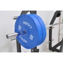 PREMIUM QUALITY SUPER OLYMPIC INTERLOCKING BUMPER PLATES 20Kg / 44 Lb PAIR